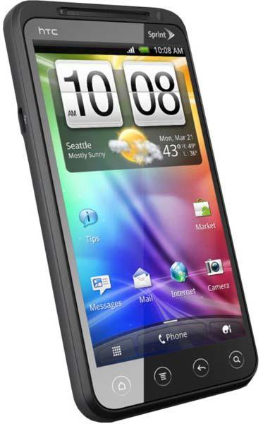 Amazon.com: HTC EVO 3D 4G Android Phone, Black (Sprint): Cell Phones