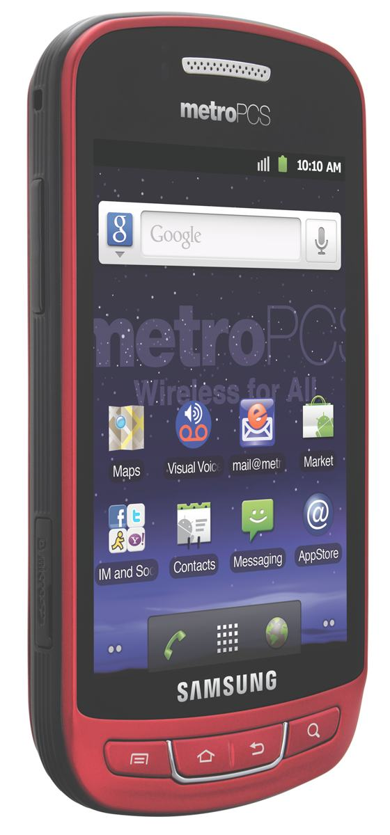 amazon com samsung admire prepaid android phone red metropcs rh amazon com Samsung SCH R720 Case Samsung SCH- i510