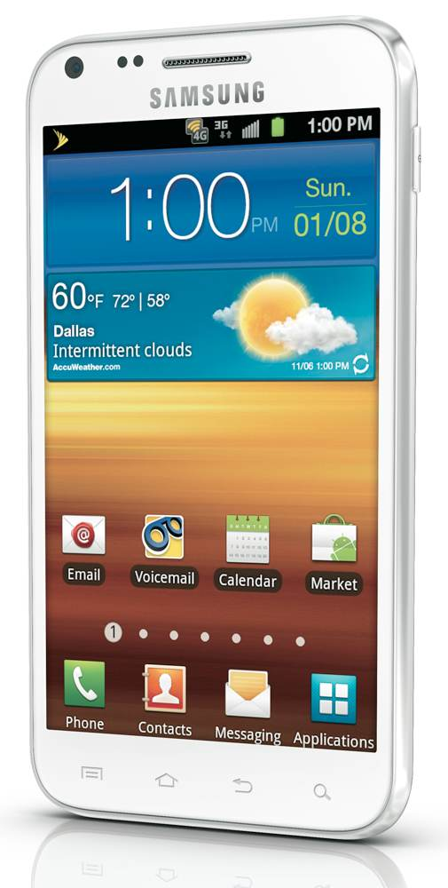 Amazon.com: Samsung Galaxy S II 4G Android Phone, White (Sprint): Cell