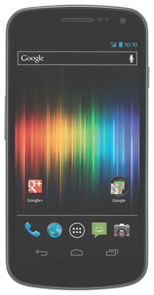 amazon com samsung galaxy nexus 4g android phone verizon wireless rh amazon com Nook Quick Start Guide Kindle Quick Start Guide