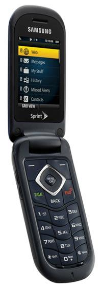 Amazon.com: Samsung M360 Phone (Sprint): Cell Phones