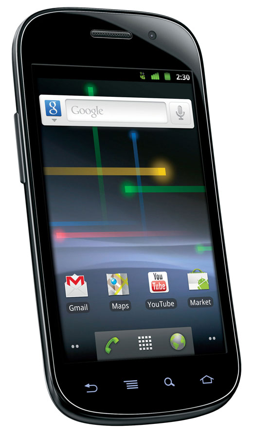 amazon com samsung nexus s 4g android phone sprint cell phones rh amazon com Quick Start Guide Windows 7 Nook Quick Start Guide