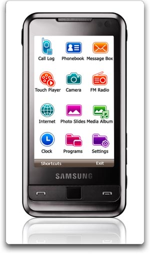 Samsung SGH-i900 Omnia Pictures | Daily Mobile