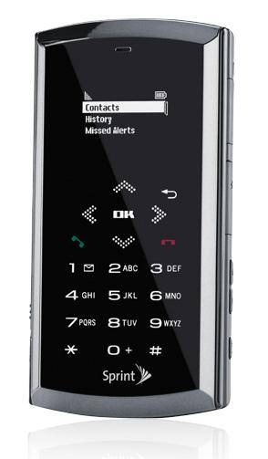amazon com sanyo incognito scp 6760 phone black sprint cell rh amazon com