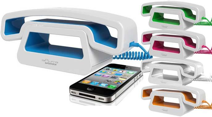 Amazon.com: Swissvoice ePure corded handset CH01 - White