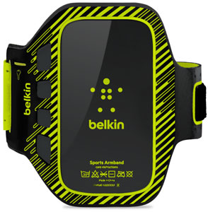 Belkin EaseFit Plus Arm Band for Samsung Galxy S III