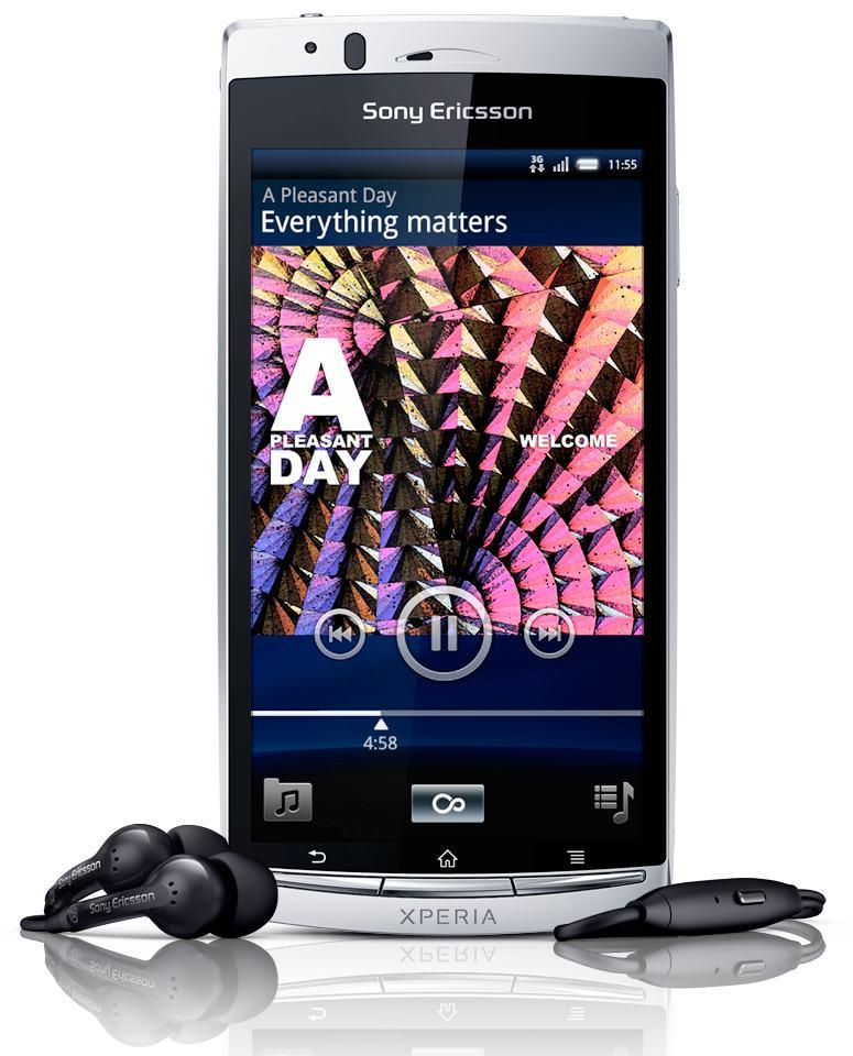 Amazon.com: Sony Ericsson LT15a Xperia Arc Unlocked Phone ...