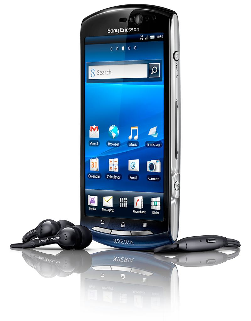 Amazon Com Sony Ericsson Mt15a Xperia Neo Unlocked Phone