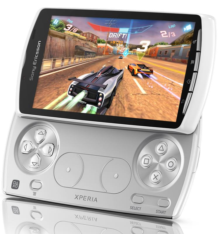 Amazon.com: Sony Ericsson R800IEUWH Xperia PLAY ...