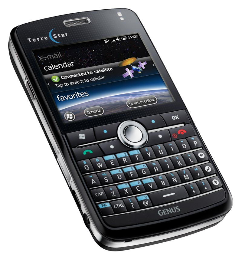 Amazon.com: TerreStar GENUS Windows Satellite Phone (AT&T ...