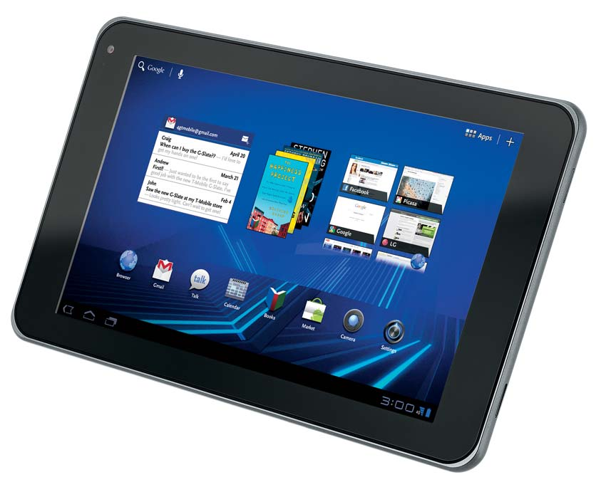 "Slate 8"" Tablet 