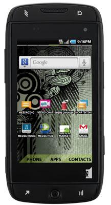 The T-Mobile Samsung Sidekick 4G