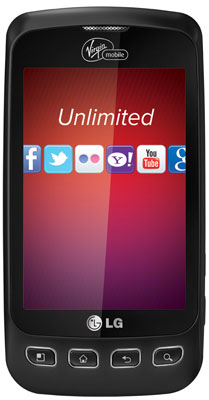 Virgin Mobile LG Optimus