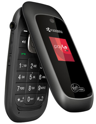 Virgin Mobile Kyocera Clip