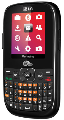 Virgin Mobile LG LG200