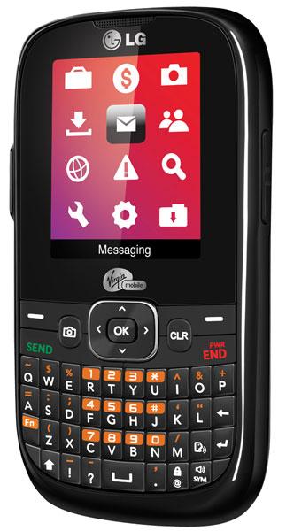Amazoncom: virgin mobile paylo phones: Electronics