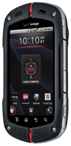 Amazon.com: Casio G'zOne Commando Android Phone (Verizon Wireless