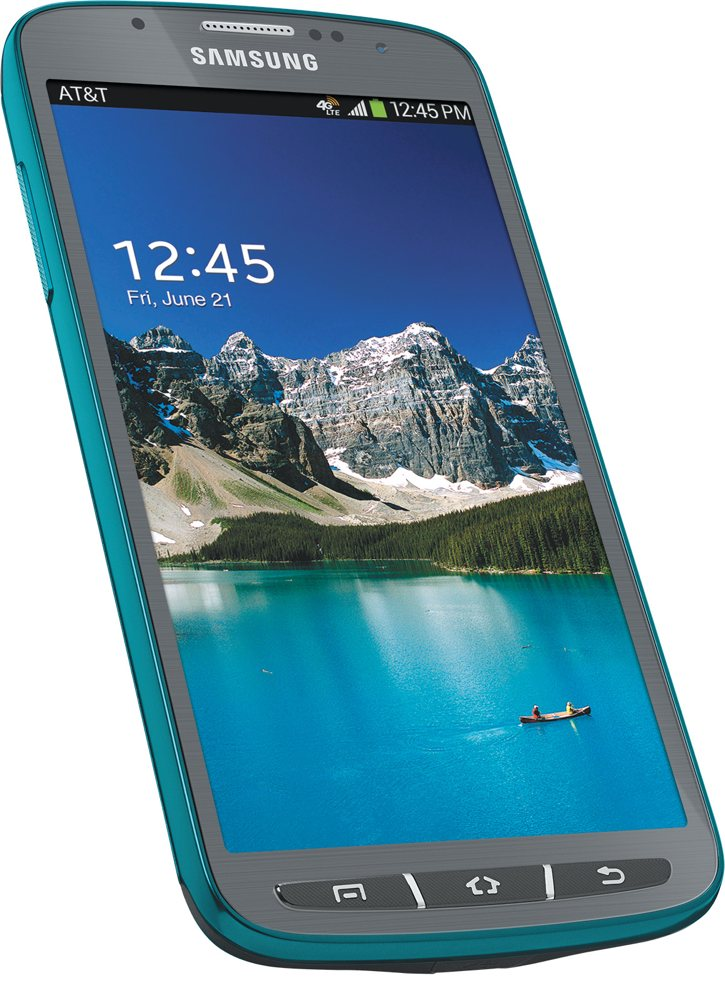 Samsung galaxy s4 active dive blue 16gb at t cell phones accessories - Samsung dive galaxy s3 ...