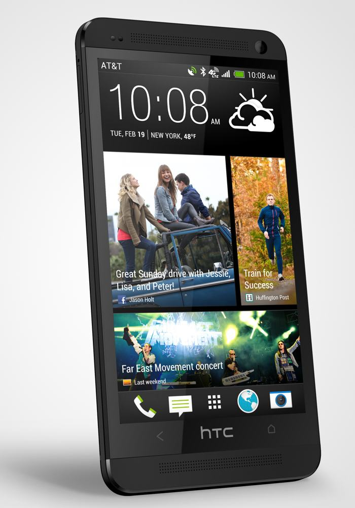 Amazon.com: HTC One M7, Black 32GB (Sprint): Cell Phones