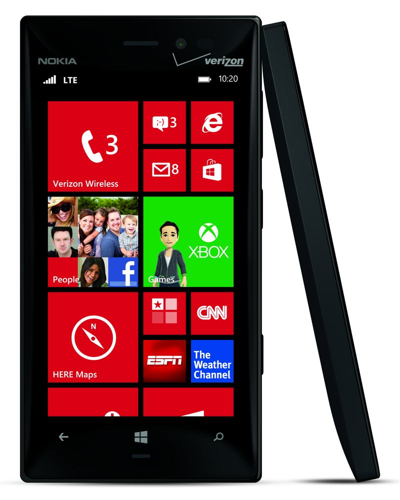 Amazon.com: Nokia Lumia 928, Black 32GB (Verizon Wireless): Cell