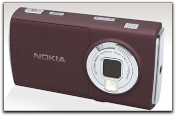 Nokia N95 8GB - Full phone specifications