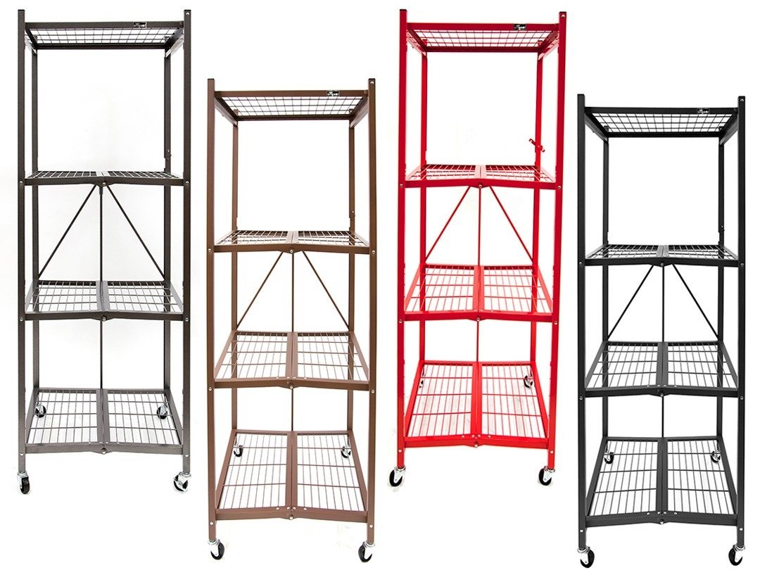 Origami R5S-PEWTER Heavy Duty Square Rack, Pewter ... - photo#18
