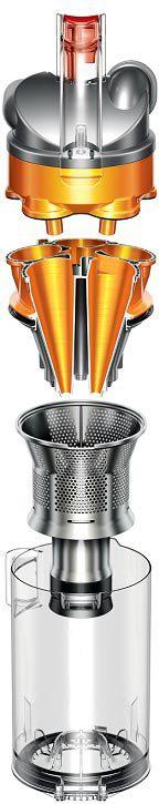 Dyson DC25 lightweight vacuum cleaner