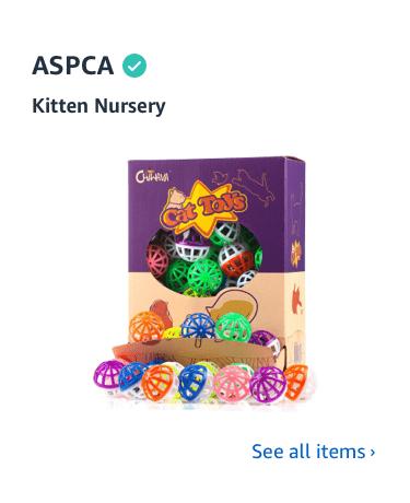Shop ASPCA Charity List
