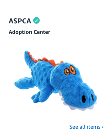 Shop ASPCA Charity List