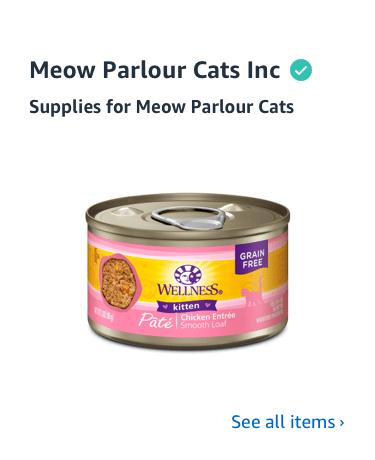 Shop Austin Meow Parlour Cats Inc. Charity List