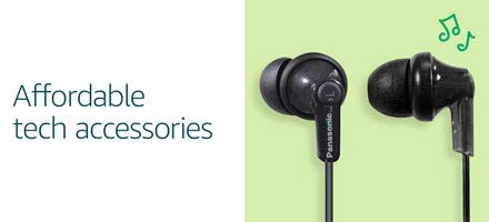 Affordable tech accessories