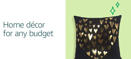 Home décor for any budget
