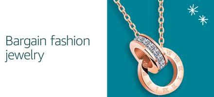 Bargain fashion jewelry