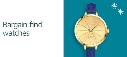 Bargain find watches