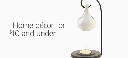 Home décor for $10 and under