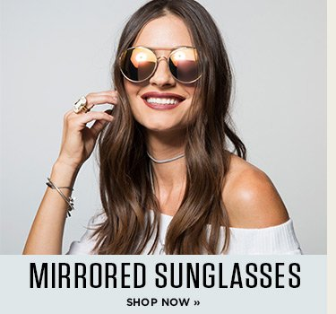 Shop for Mirrored Sunglasses