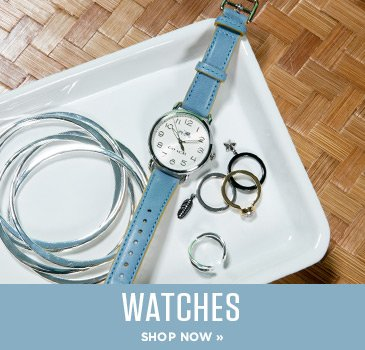 Promo1: Shop Watches