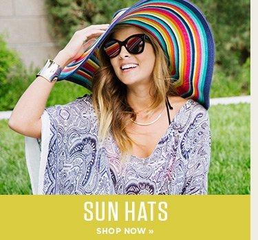 Promo 2: Shop Sunhats