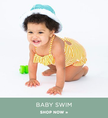 Promo: Shop Baby Swimsuits