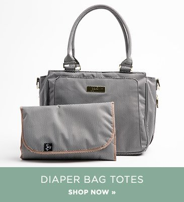 Promo: Shop Diaper Bags and Totes