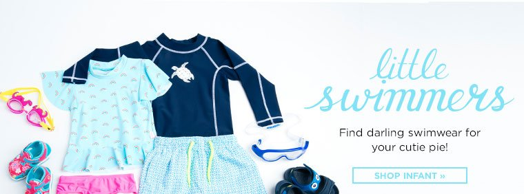 Hero: Shop Infant Swim