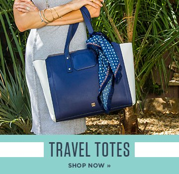 Promo Shop Travel Totes