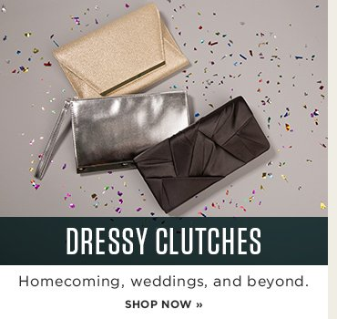 SP2 Dressy Clutches