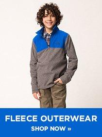 Shop Boys Fleece Outerwear