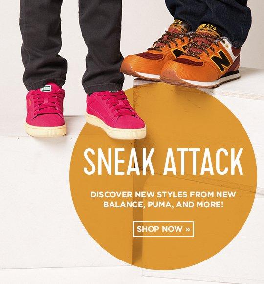 Shop Boys New Arrivals Sneakers