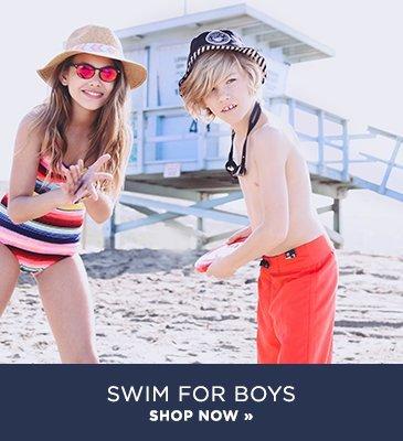 Promo1: Shop Boys Swim