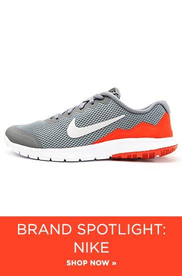 Promo1: Brand Spotlight Nike