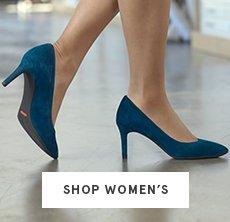 Shop Women's Rockport Shoes.
