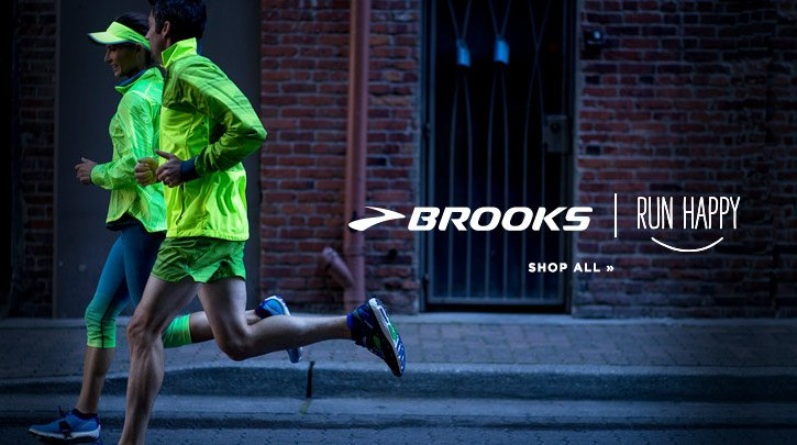 Brooks - Hero - Shop All Brooks Shoes, Clothing, and More