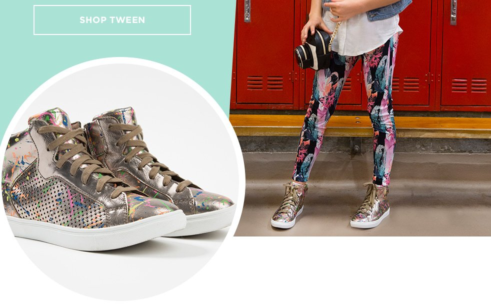 1-shop tween shoes